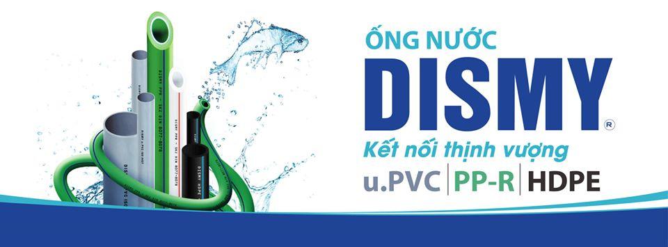 Bán ống nhựa Dismy chính hãng giá tốt tại Hà Nội